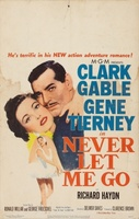 Never Let Me Go movie poster (1953) picture MOV_45df7090