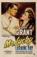 Mr. Lucky movie poster (1943) picture MOV_45e3a146