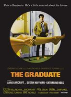 The Graduate movie poster (1967) picture MOV_45e40536