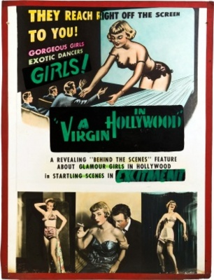 A Virgin in Hollywood movie poster (1948) poster MOV_45e5db20