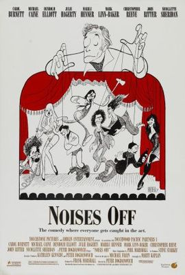 Noises Off... movie poster (1992) poster MOV_45ebc3dc