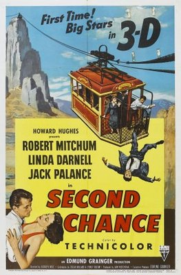 Second Chance movie poster (1953) poster MOV_45ef7d30