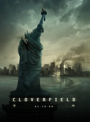 Cloverfield movie poster (2008) poster MOV_45fa2670