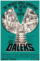 Dr. Who and the Daleks movie poster (1965) picture MOV_45fb1960