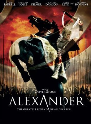 Alexander movie poster (2004) poster MOV_45fc273c