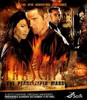 Farscape: The Peacekeeper Wars movie poster (2004) picture MOV_46008cab