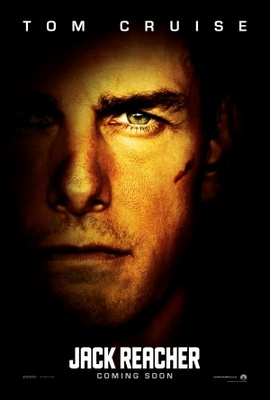 Jack Reacher movie poster (2012) poster MOV_4602efc4