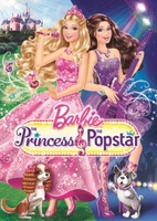 Barbie: The Princess & the Popstar movie poster (2012) picture MOV_46072334