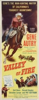 Valley of Fire movie poster (1951) picture MOV_460afd85