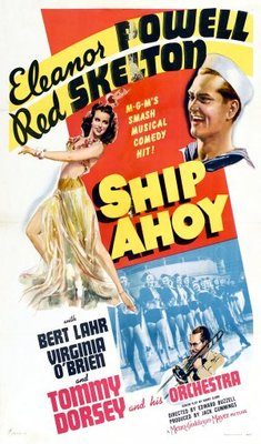 Ship Ahoy movie poster (1942) poster MOV_460ceae1