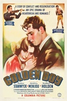 Golden Boy movie poster (1939) picture MOV_46172dc2