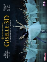 Giselle in 3D movie poster (2011) picture MOV_4618bbba