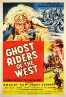 The Phantom Rider movie poster (1946) picture MOV_4f054f96