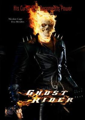 Ghost Rider movie poster (2007) poster MOV_461be511