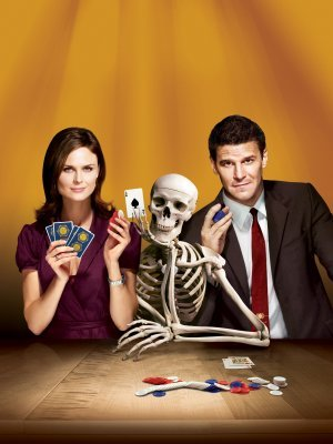 Bones movie poster (2005) poster MOV_46211eac