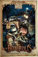 The Boxtrolls movie poster (2014) picture MOV_462d2dcd