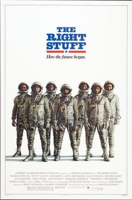 The Right Stuff movie poster (1983) poster MOV_4630288e