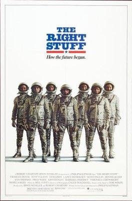 The Right Stuff movie poster (1983) poster MOV_4630288e