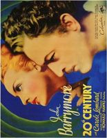 Twentieth Century movie poster (1934) picture MOV_024b5b43