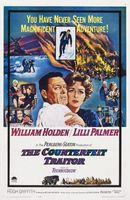 The Counterfeit Traitor movie poster (1962) picture MOV_4635e0ae