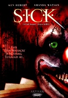 S.I.C.K. Serial Insane Clown Killer movie poster (2003) picture MOV_464668a1