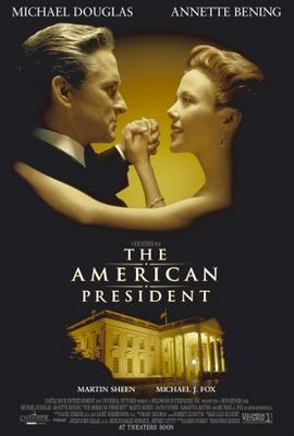The American President movie poster (1995) poster MOV_464d93b5