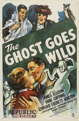 The Ghost Goes Wild movie poster (1947) poster MOV_464d9be4