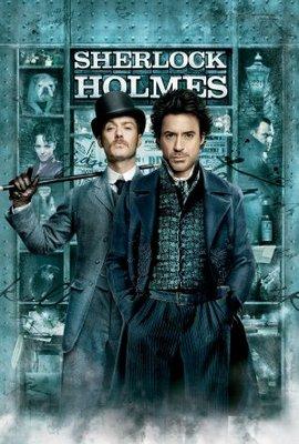 Sherlock Holmes movie poster (2009) poster MOV_46594252