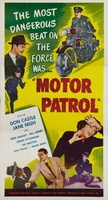 Motor Patrol movie poster (1950) picture MOV_4659839c