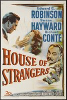 House of Strangers movie poster (1949) picture MOV_465ec259