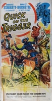 Quick on the Trigger movie poster (1948) picture MOV_177721ad