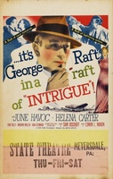 Intrigue movie poster (1947) picture MOV_46600ab4