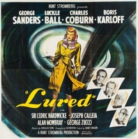 Lured movie poster (1947) picture MOV_46608f83