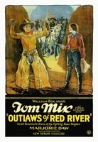 Outlaws of Red River movie poster (1927) picture MOV_4662603c