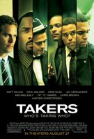 Takers movie poster (2010) picture MOV_4668631a
