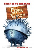 Open Season movie poster (2006) picture MOV_466addc3