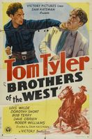 Brothers of the West movie poster (1937) picture MOV_466fd05f