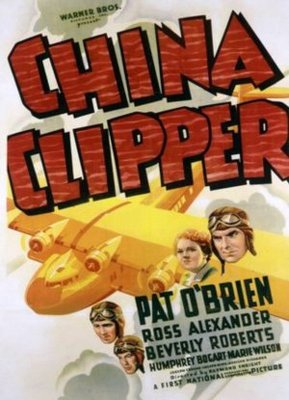 China Clipper movie poster (1936) poster MOV_46718309