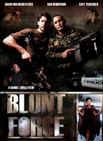Blunt Force movie poster (2013) picture MOV_4671e9eb
