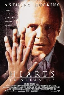Hearts in Atlantis movie poster (2001) poster MOV_46743314