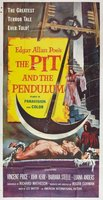 Pit and the Pendulum movie poster (1961) picture MOV_46784d9a