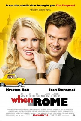 When in Rome movie poster (2010) poster MOV_46877999