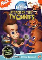 Jimmy Neutron: Attack of the Twonkies movie poster (2005) picture MOV_468a885a