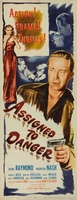 Assigned to Danger movie poster (1948) picture MOV_468b7e6c