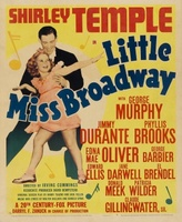 Little Miss Broadway movie poster (1938) picture MOV_468c0479