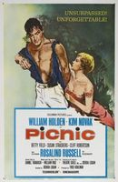 Picnic movie poster (1955) picture MOV_4690df37
