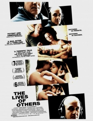 Das Leben der Anderen movie poster (2006) poster MOV_469133de