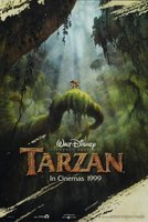 Tarzan movie poster (1999) picture MOV_4699d73c