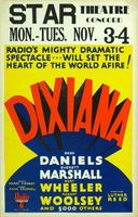 Dixiana movie poster (1930) picture MOV_46a46e77