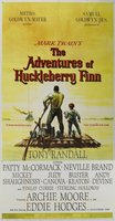 The Adventures of Huckleberry Finn movie poster (1960) picture MOV_46a72550